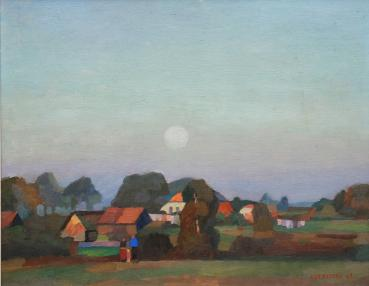 "Udo Peters ""Abendstimmung"""